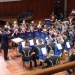 Black Dyke beim EBBC in Freiburg