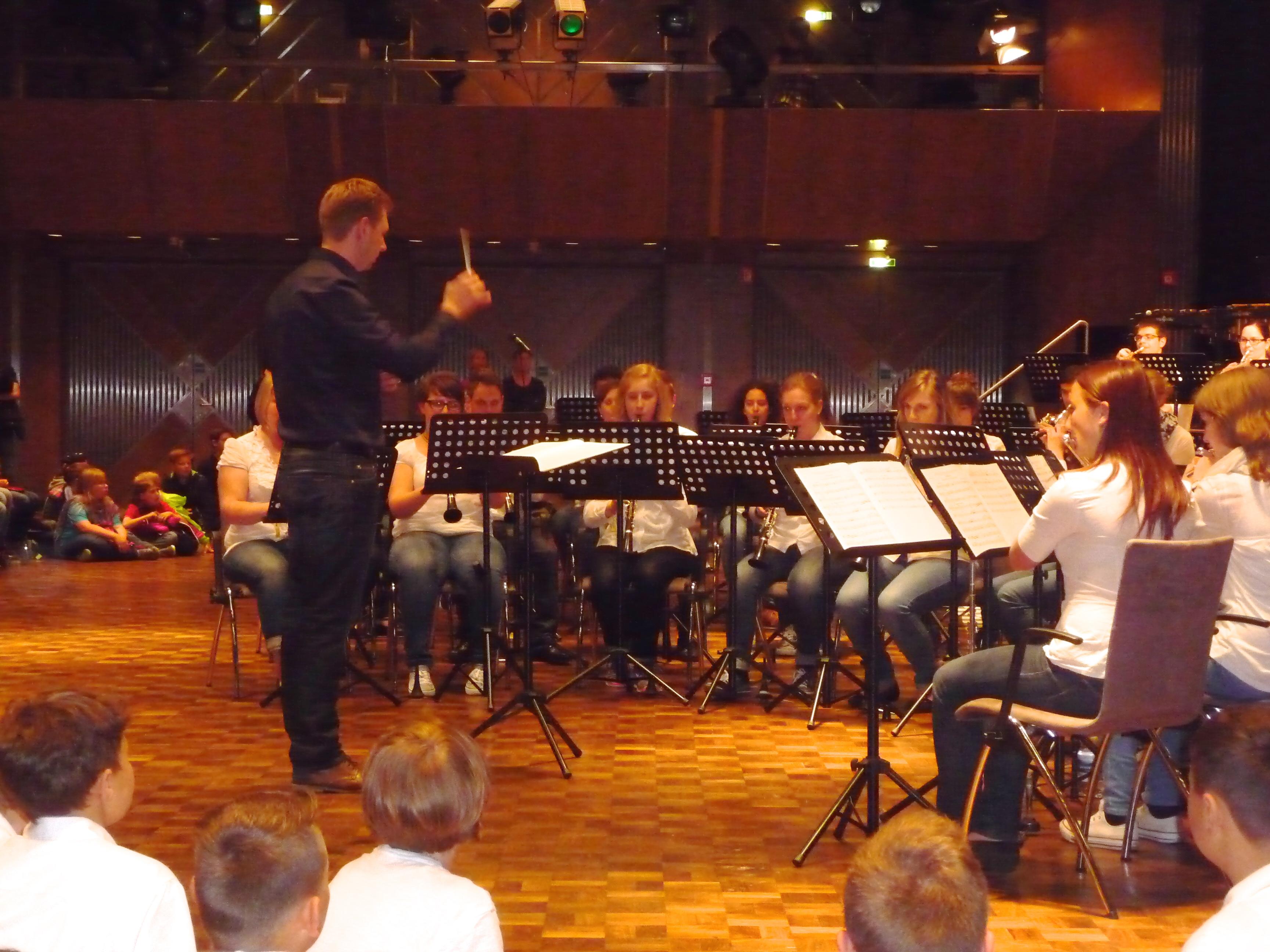 Südwestwind beim Musikfest Baden-Württemberg