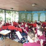 Jugendkapelle Schliengen im Europapark