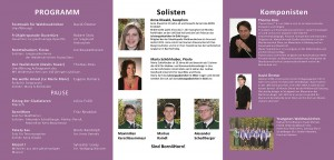Programm Waldneukirchen