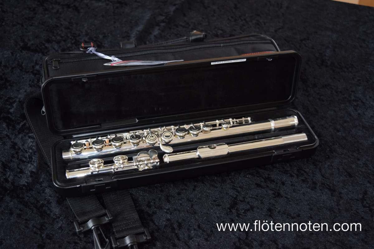Y - Flöte im Koffer