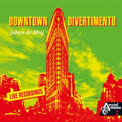 CD Downtown Divertimento