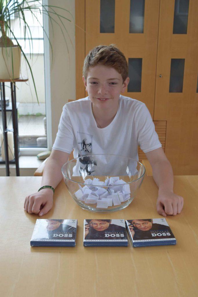 Doss Lukas Topf CDs