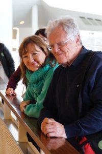 Eva und Franz Cibulka