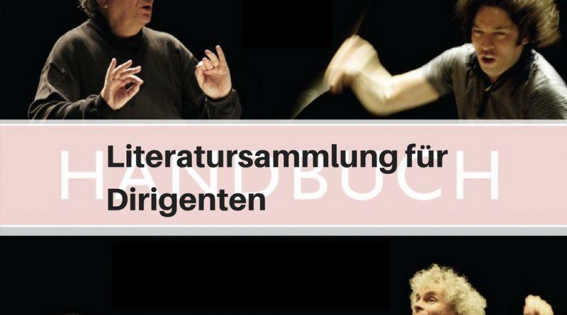 Literaturliste fürDirigenten(1)