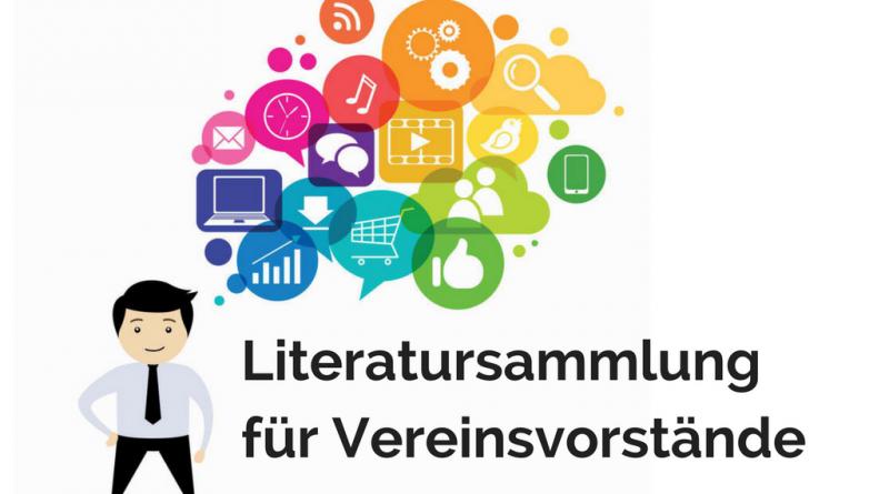 Literatursammlungfür Vereinsvorstände