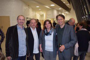 Rainer Pötz, Gerald Oswald, Alexandra Link, Thomas Doss