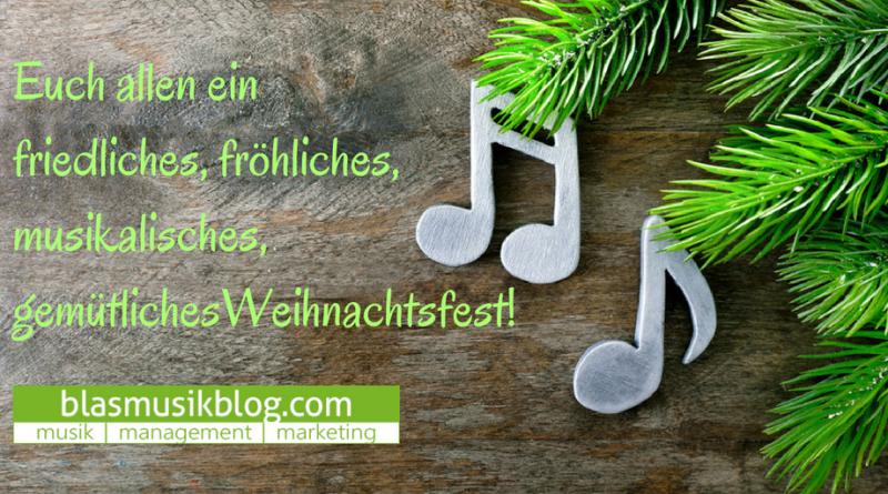 Frohe Weihnachten Musik.Fröhliche Weihnachten Blasmusik