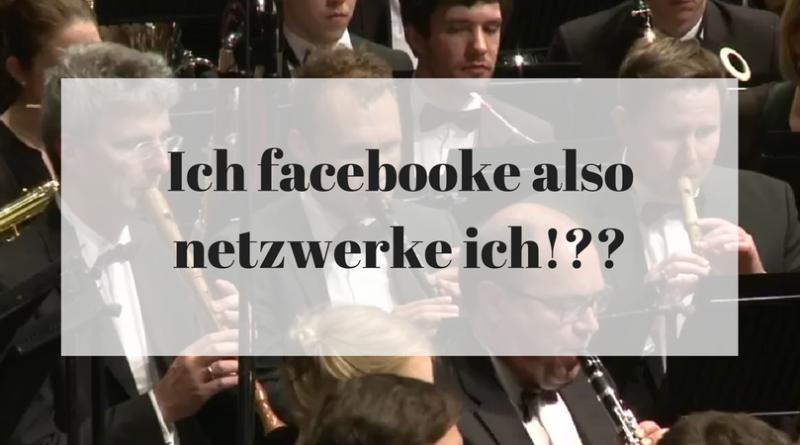 Facebook - Netzwerk