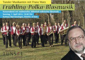 Frühling, Polka, Blasmusik
