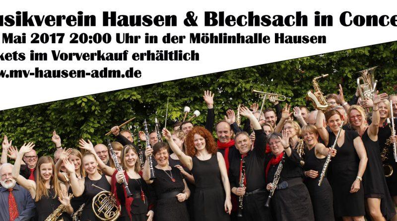 Flyer MV Hausen & Blechsach