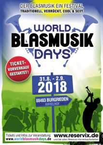 World Blasmusik Days