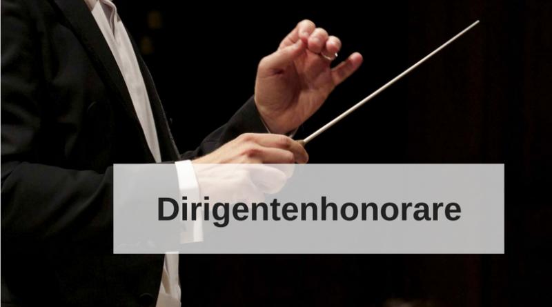 Dirigentenhonorare