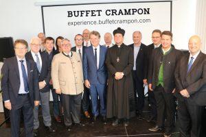 Buffet Crampon Ehrengäste
