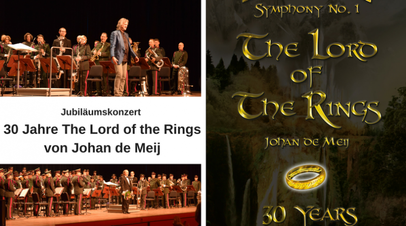 Jubiläumskonzert 30 Jahre The Lord of the Rings
