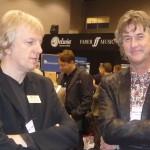 Jan Van der Roost und Johan de Meij