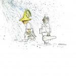 Rupert Hörbst Blechbläserkarikaturen