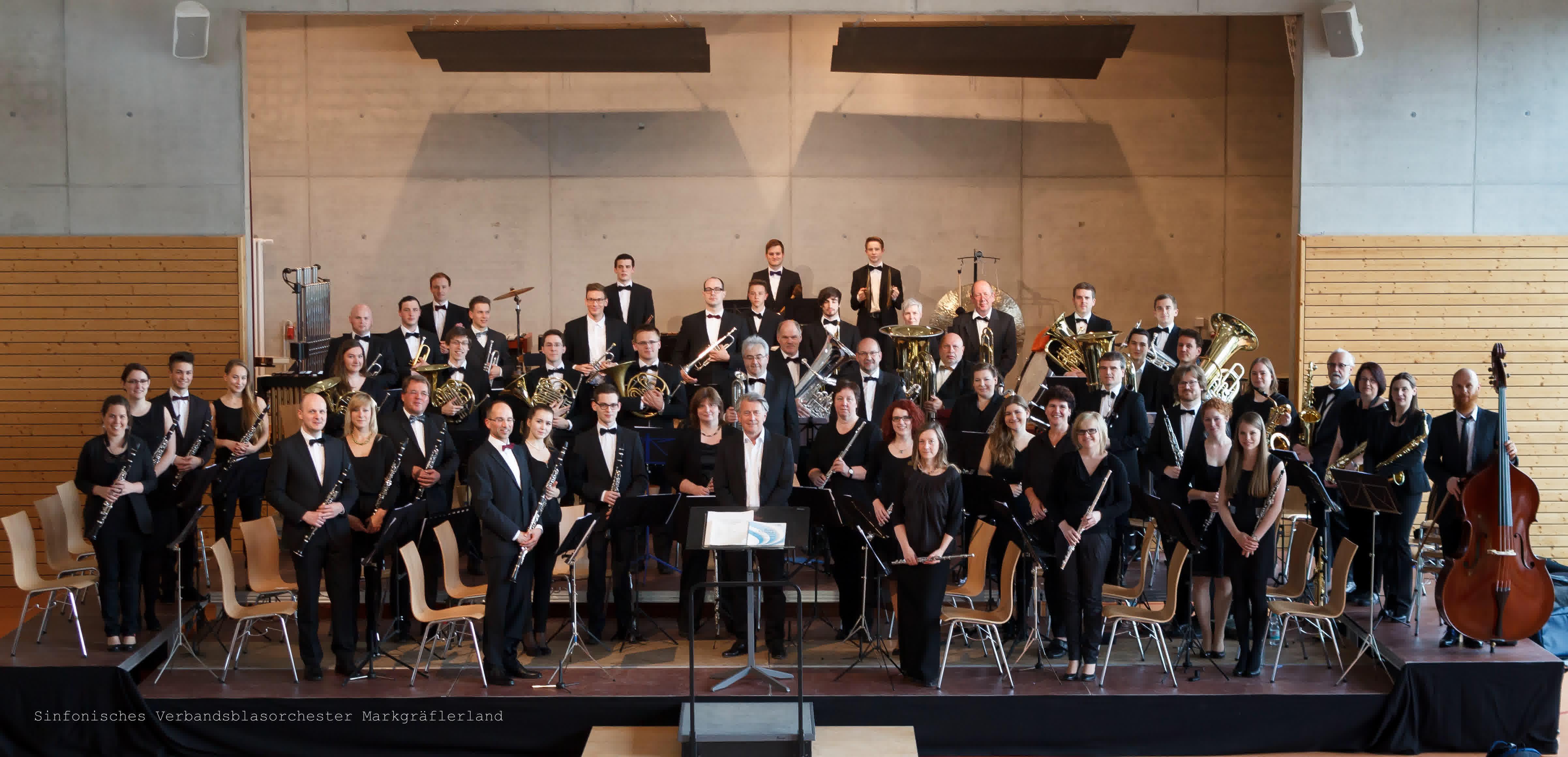 Das besondere Konzert: Sinfonisches Verbandsblasorchester Markgräflerland