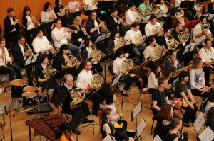 Westfalen Winds und die Omiya Wind Symphony 2