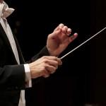 Dirigent Hände