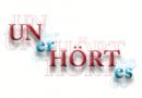 UNerHÖRTes – ein Wochenende im Zeichen neuer Blasorchesterliteratur für Bläserklassen und Jugendorchester