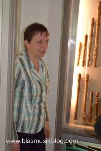 Markneukirchen Museum Frau Eichler