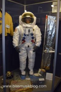 Raumfahreranzug
