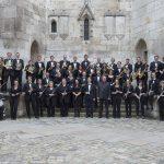 Bläserphilharmonie Regensburg e.V. mit Dirigent Jörg Seggelke Foto: altrofoto.de