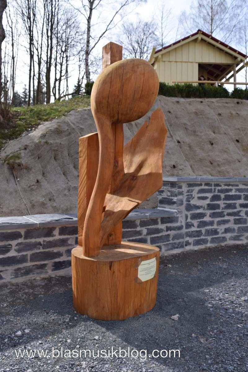 Museum - Achtelskulptur