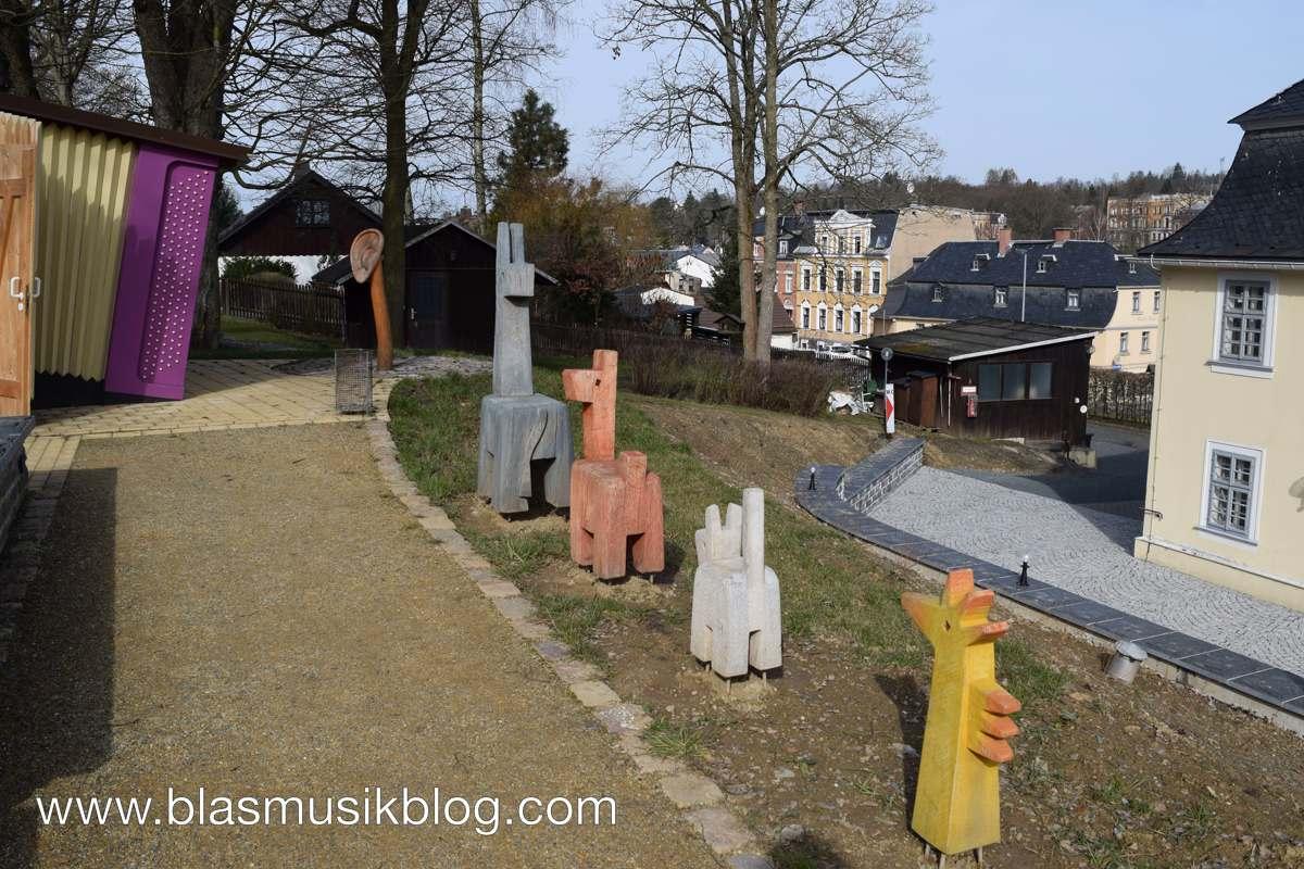 Museum - Bremer Stadtmusikanten im Weltmusikgarten