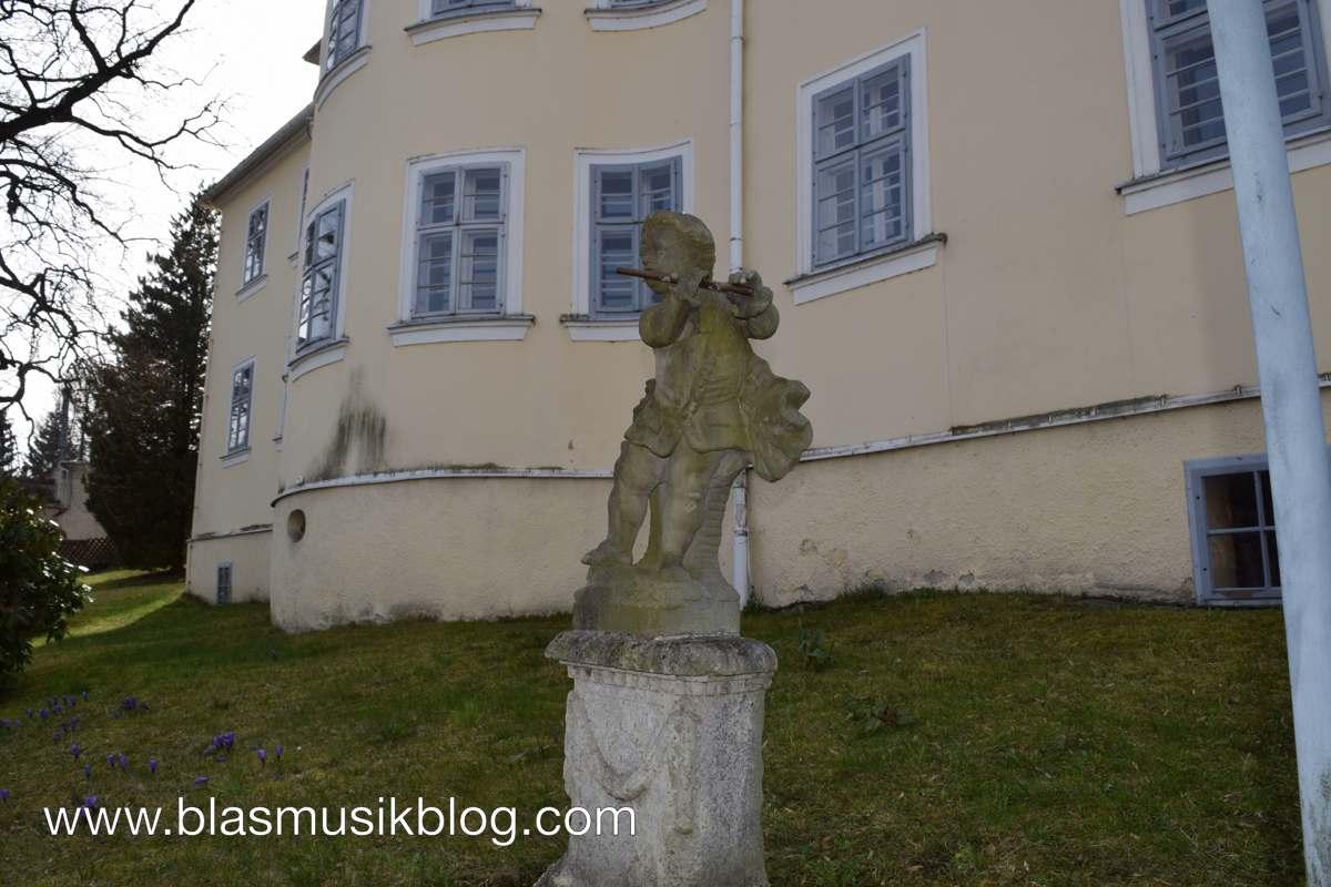 Museum - Flötist-Statue