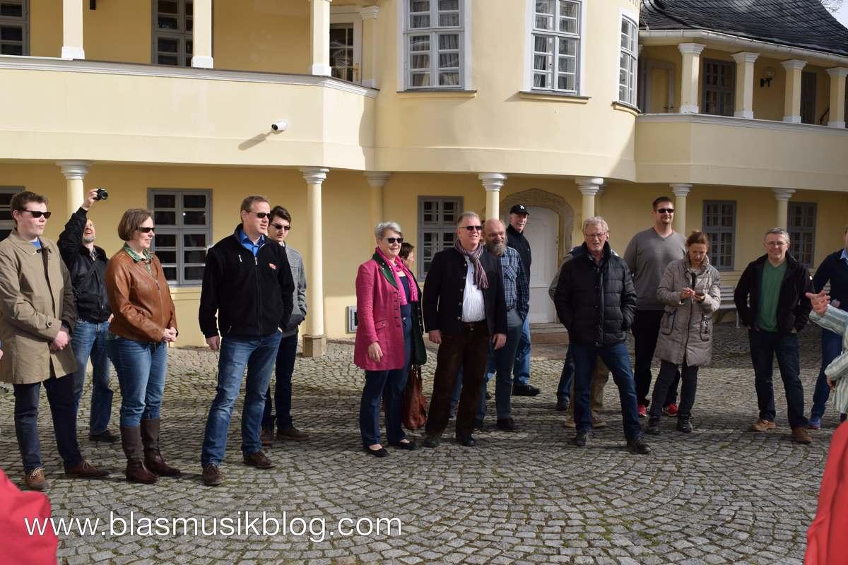 Museum - Reisegruppe Deutsches Tubaforum