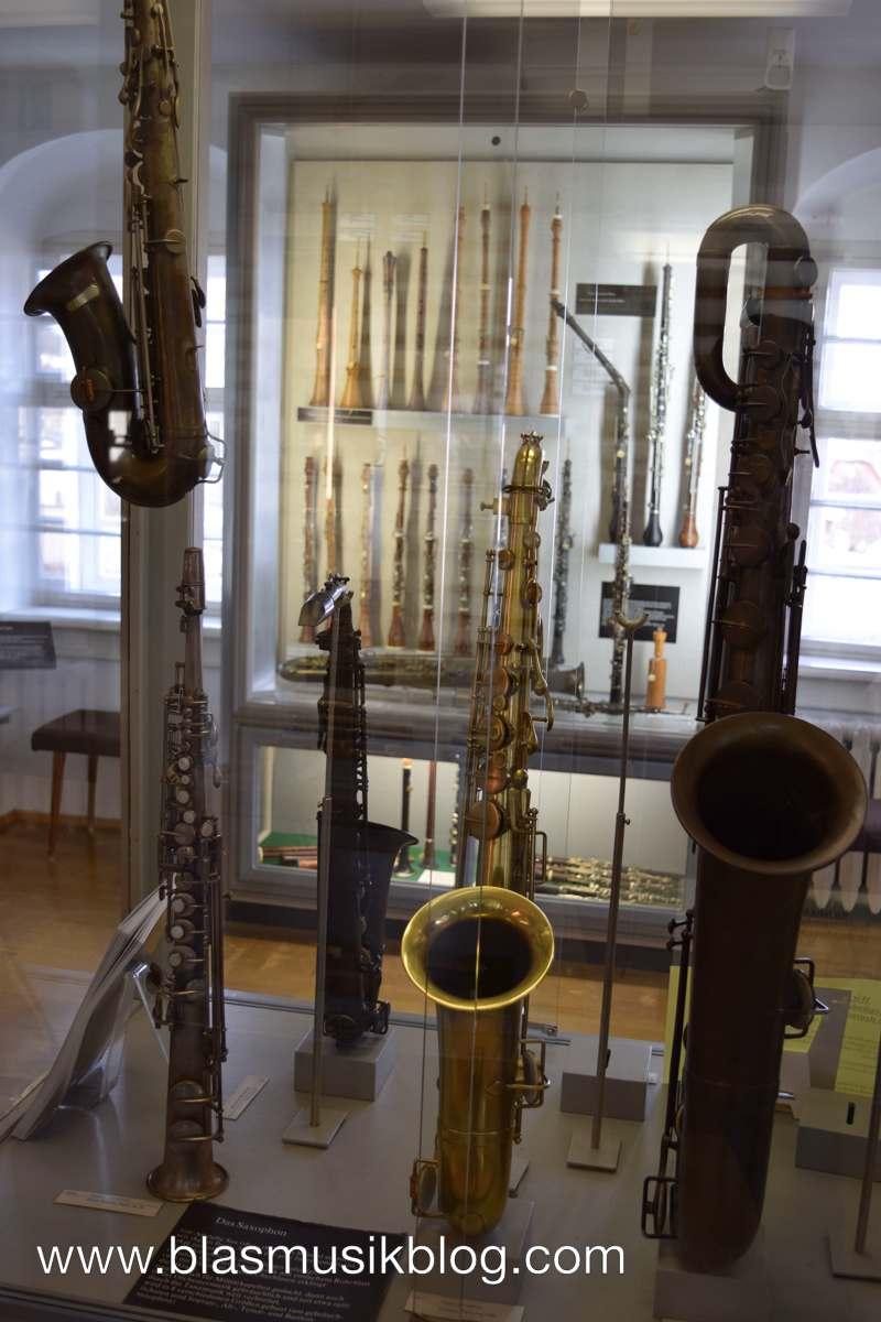 Museum - Saxophone