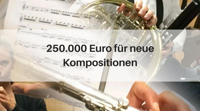 250.000 Euro für die Erneuerung des Repertoires-2