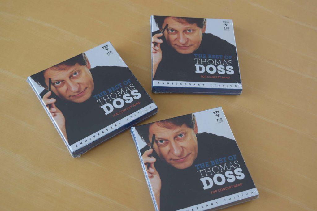 Doss CD-Boxen