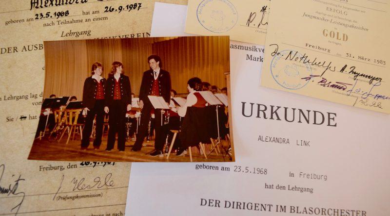Ehrung Musikverein