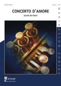 Jacob de Haan Concerto d'amore