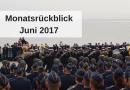 Blasmusikblog Monatsrückblick Juni 2017