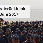 Monatsrückblick Juni 2017