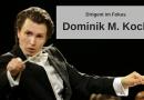 Dirigent im Fokus: Dominik M. Koch