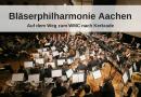 Vorbereitung auf den WMC: die Bläserphilharmonie Aachen