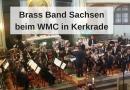 Brass Band Sachsen vor Debüt beim World Music Contest in Kerkrade