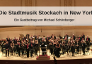 Die Stadtmusik Stockach in der Carnegie Hall