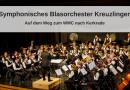 Das Symphonische Blasorchester Kreuzlingen auf dem Weg nach Kerkrade