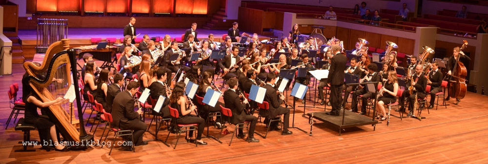 European Union Youth Wind Orchestra