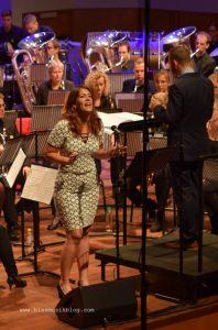 Gelders Fanfare Orkest Sängerin