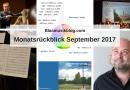 Blasmusikblog Monatsrückblick September 2017