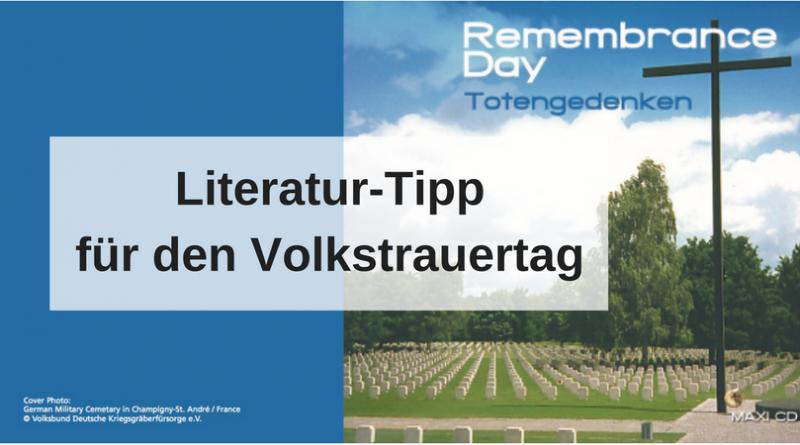 Literatur-Tipp für den Volkstrauertag