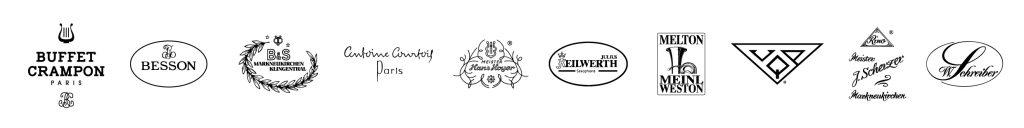 Logos Buffet Crampon Gruppe