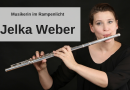 Musikerin in Rampenlicht: Jelka Weber